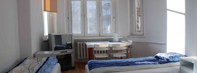 Staff accommodation, Staff accommodations