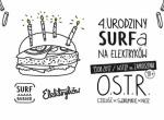 4 Urodziny SurfBurgera x OSTR x Czeluść x SoDrumatic x NOZ