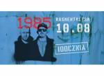 Rasmentalism - 1985 tour - koncert