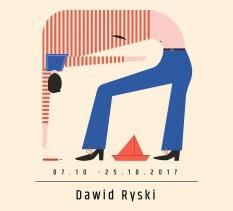 Wernisaż Wystawy Dawid Ryski Gigposters