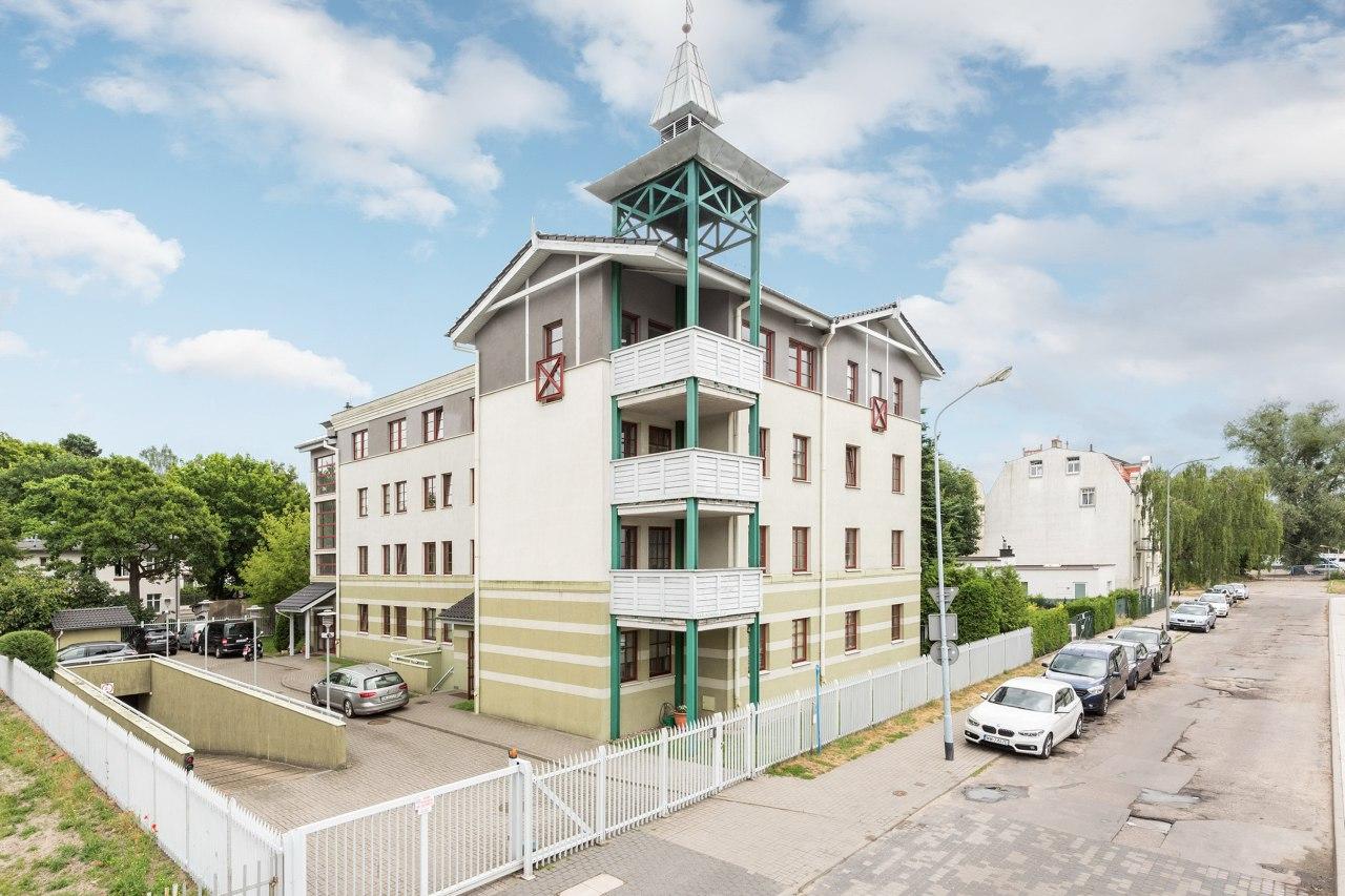 Apartament Karlikowska, ul  Karlikowska 23-25, Sopot