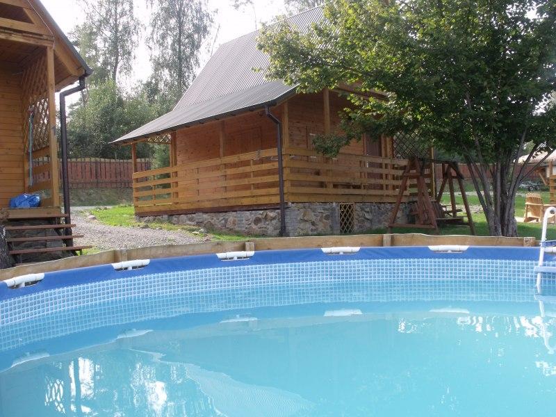 W Ultra Leśny Zakątek, Olchowiec 143, Solina - Cabins Solina » e-turysta.com IW52