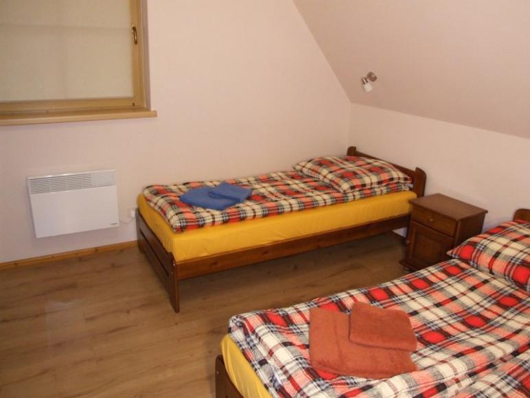 Sypialnia 2 + 1