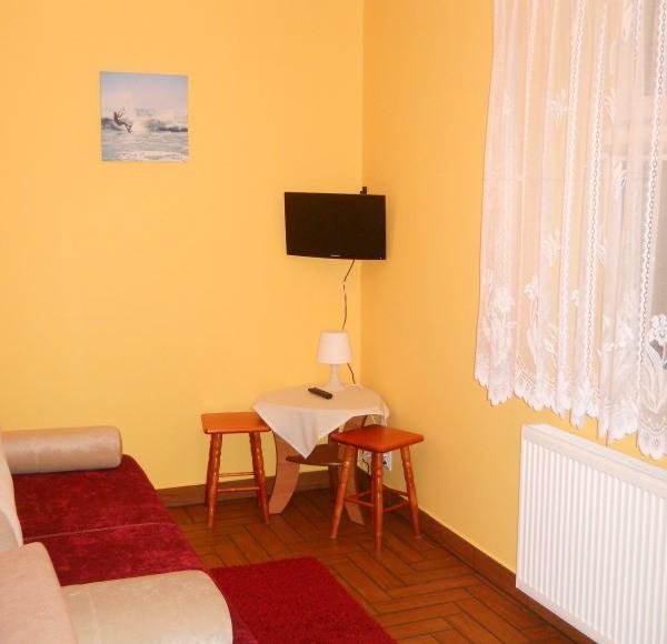 Pokój apartamentu