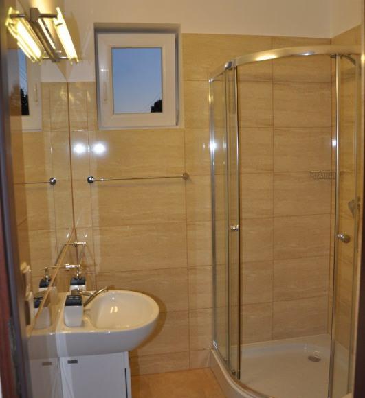 Łazienka w pokoju 2osobowym