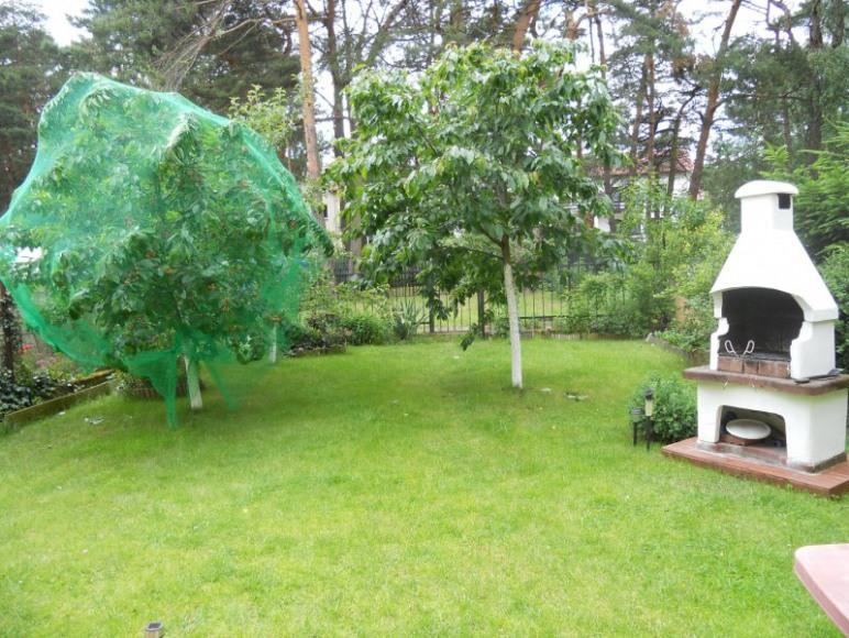 Ogród dla wszystkich gości.