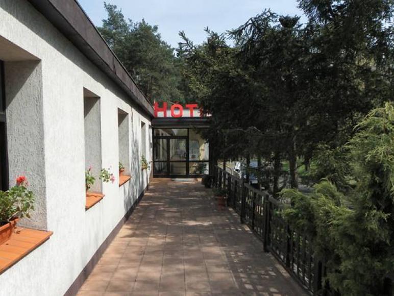 Hotel w Ośrodku Sportu i Rekreacji