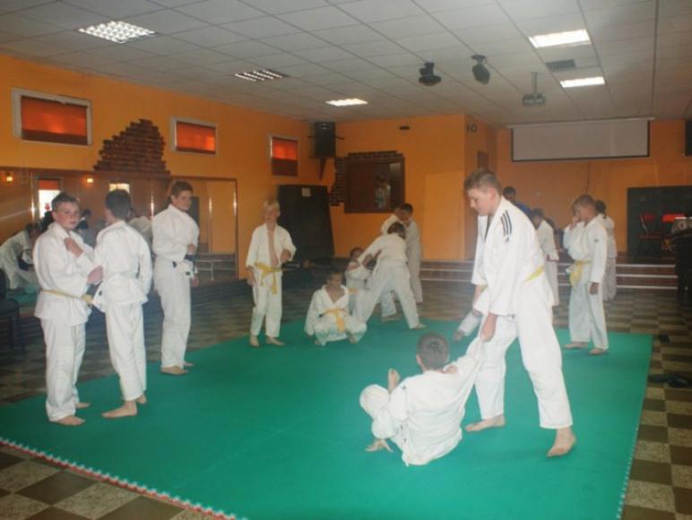 Zajęcia Judo
