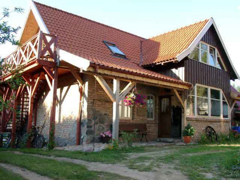 Pensjonat Krutyńska Chata