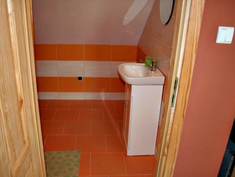 pokój czteroosobowy - łazienka