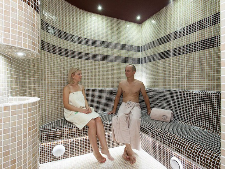 sauna turecka
