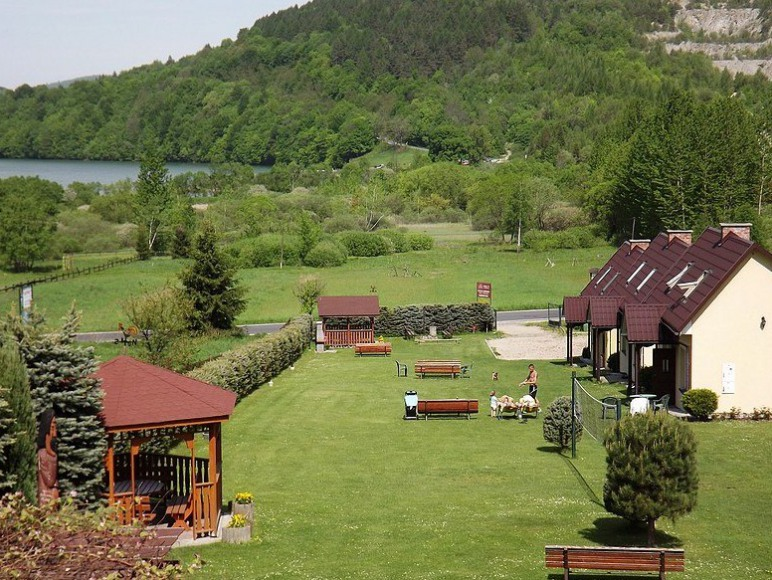 Kapio Pokoje i domki nad Soliną