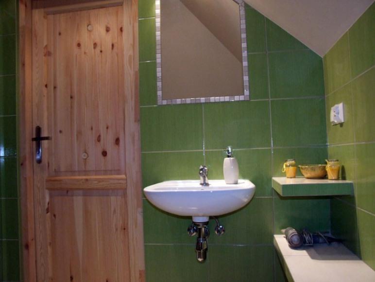 Łazienka dla Słonecznego