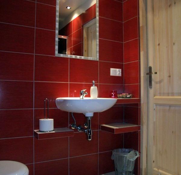 Łazienka dla Różanego