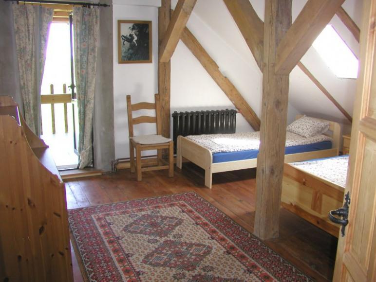 Pokój 3-osobowy z tarasem