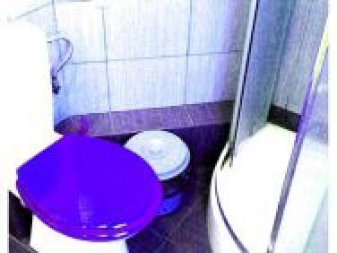 Łazienka mniejsza