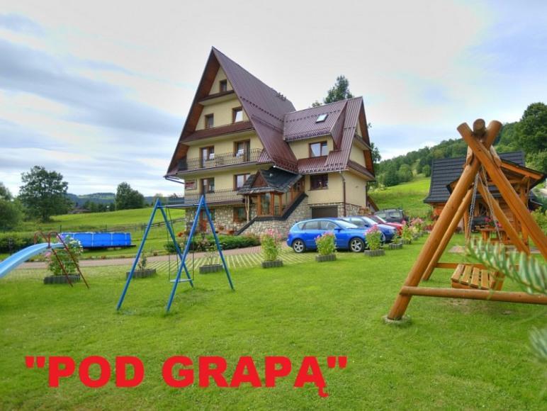 Pokoje Pod Grapą