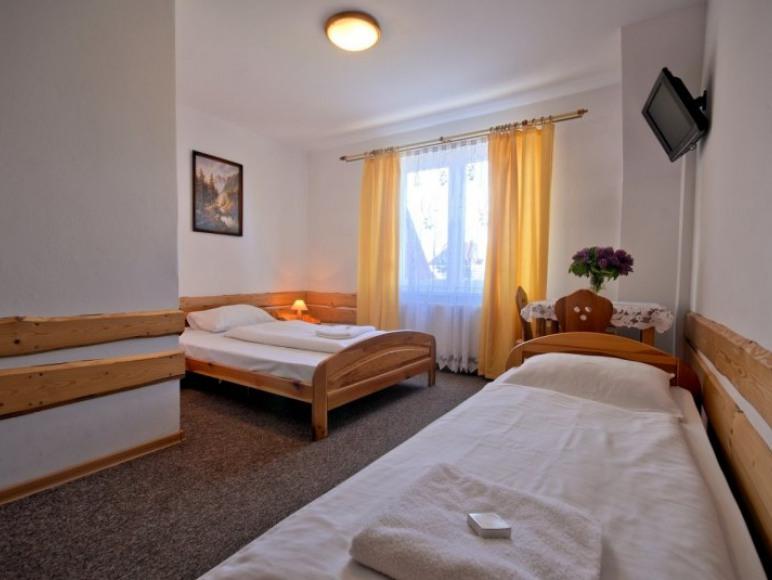 Pokój 3 osobowy LUX