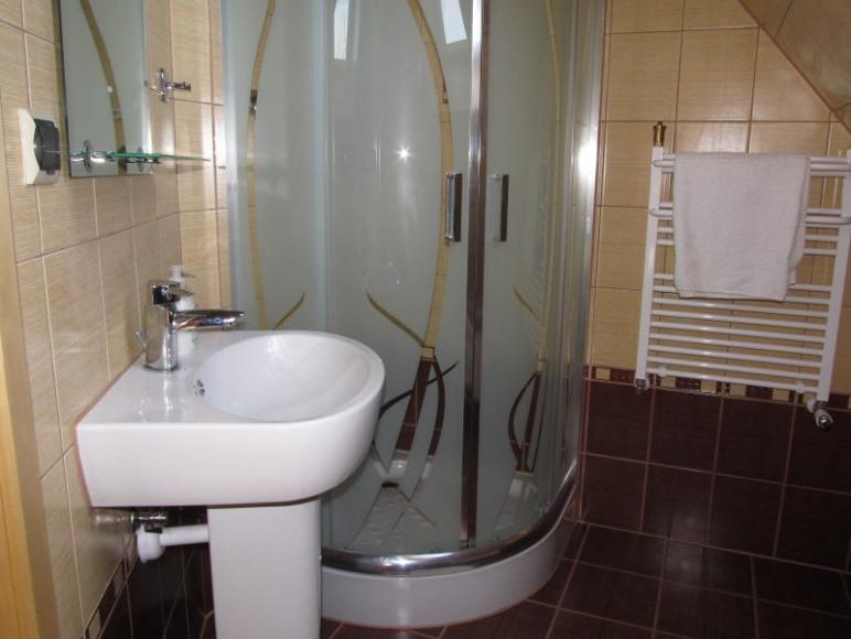 apartament - łazienka