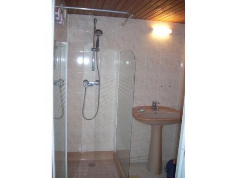 łazienka w Sant Giles