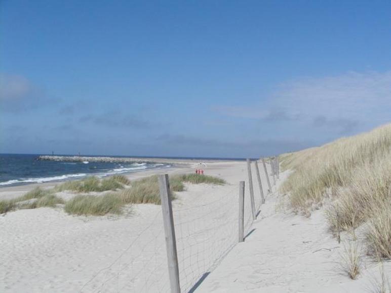 Plaża zachodnia