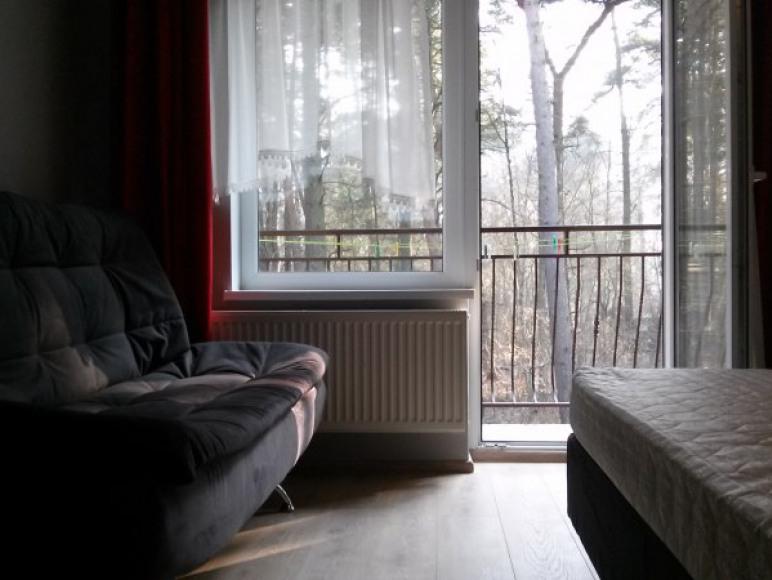 pokoj 2,3 osobowy z balkonem na 1 pietrze