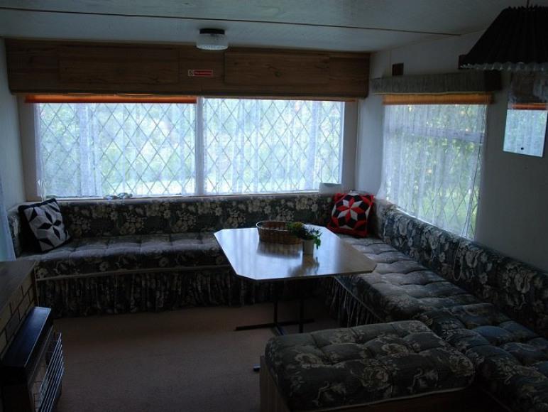 salon domku holenderskiego