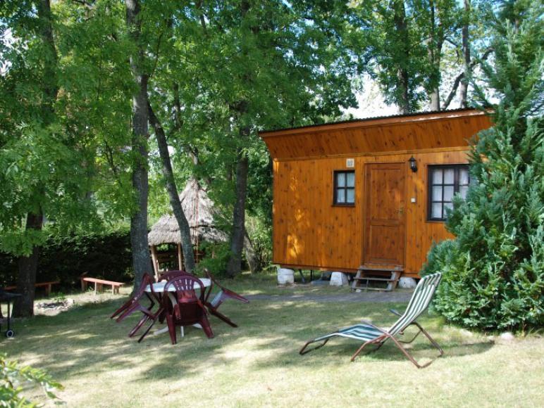 domek drewniany nr 2