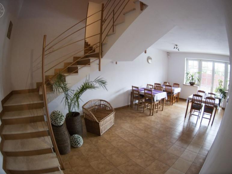 Jadalnia Villa Jeziorki 71