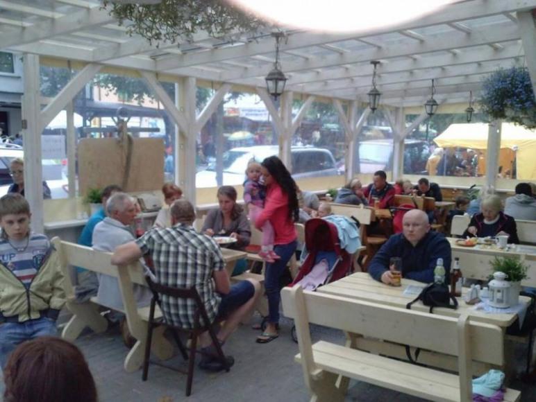 Halina - wakacje w Jastarnii
