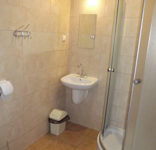 Łazienka w pok. 13B