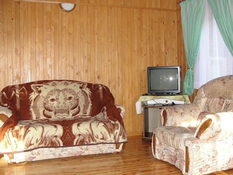 Ośrodek Wypoczynkowy Sokół w Okunince nad Jeziorem Białym