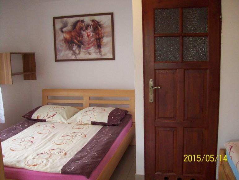 pokój 3 osobowy na parterze