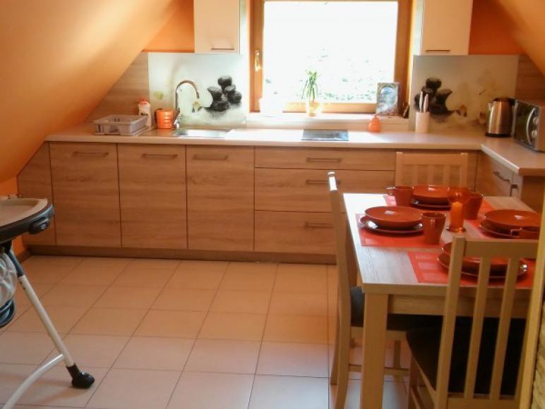 Apartament - kuchnia