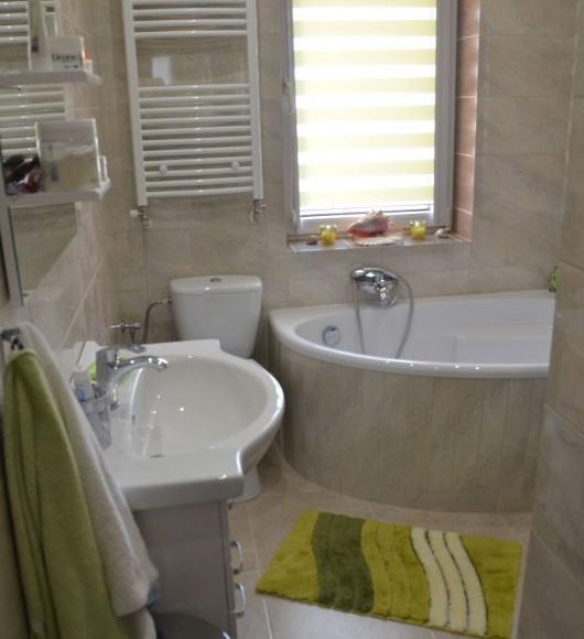 Łazienka I piętro