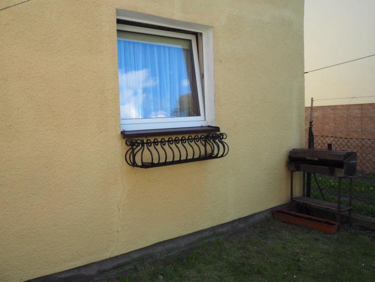 Apartament- Domek z zewnatrz