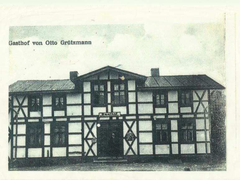 Zdjęcie z czasów, gdy właścicielem był Otto Grützmann