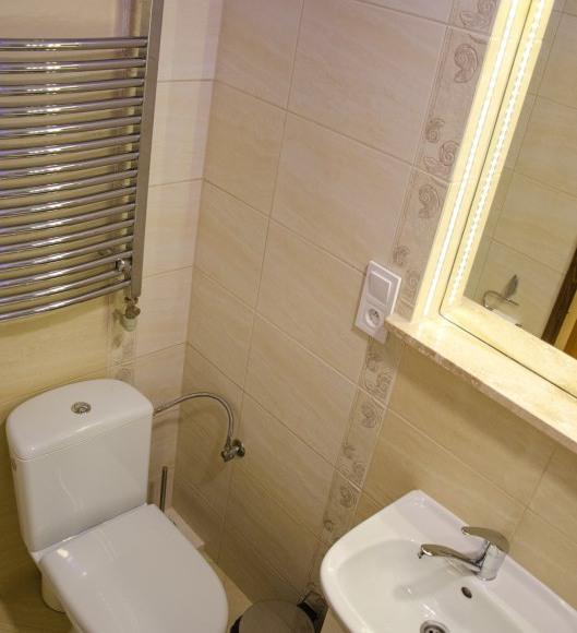 Łazienka pokoju nr 3
