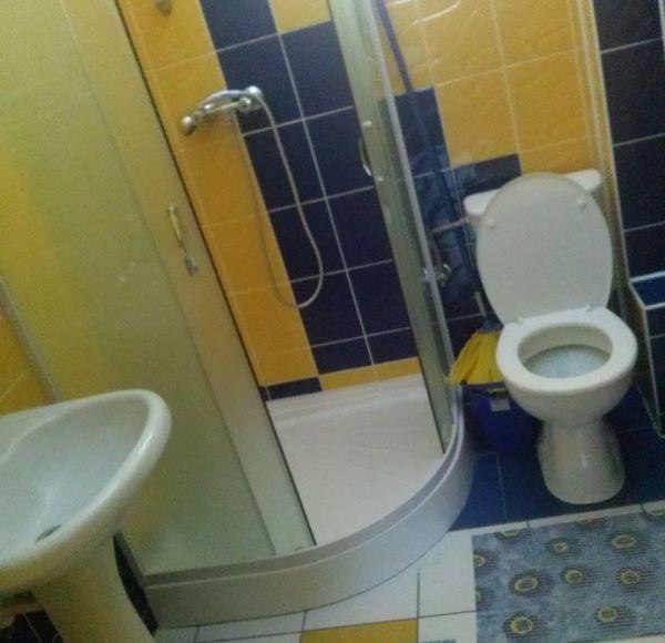 łazienki do pok 2 os