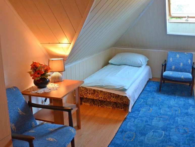 mieszkanie samodzielne - pokój niebieski