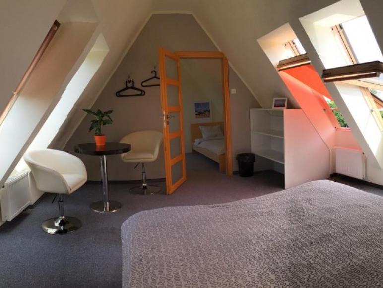 3-os Comfort z 2 sypialniami