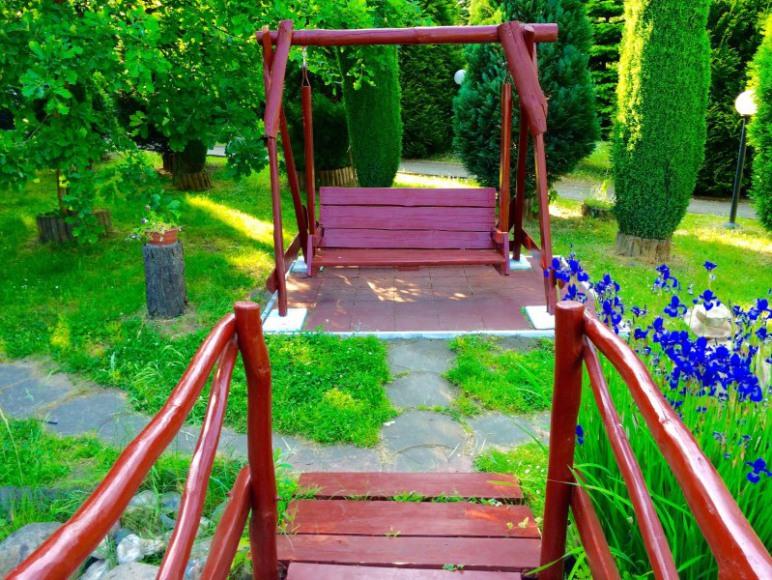 Atrakcje ogrodu