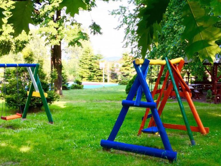Ogród-plac zabaw