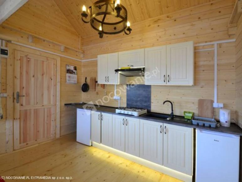 kuchnia domek 10-osobowy