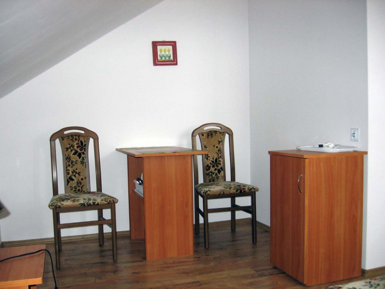 ul. Chabrowa 17, pokój na II piętrze