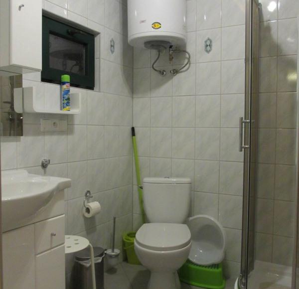 Domek 1 - parter-łazienka