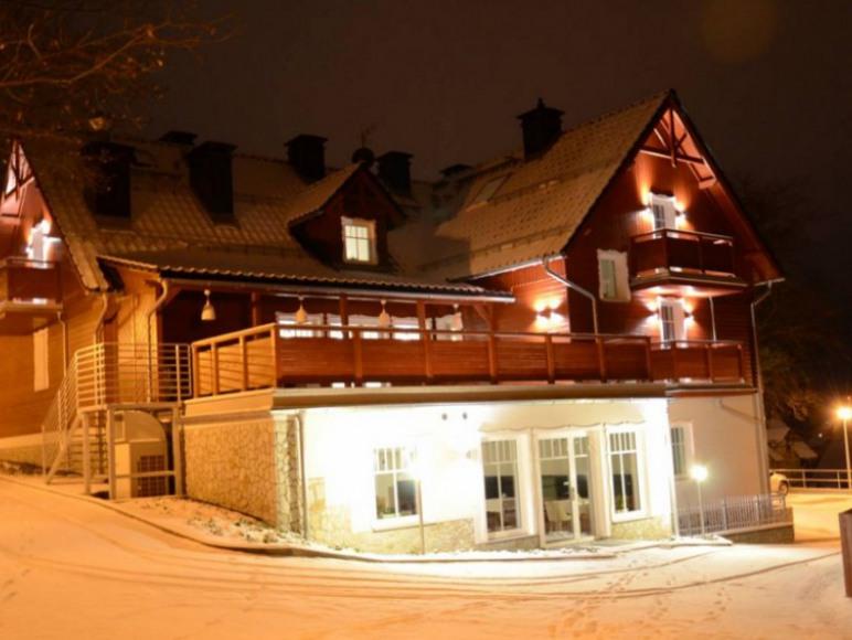 Hotel Willa Odkrywców ***