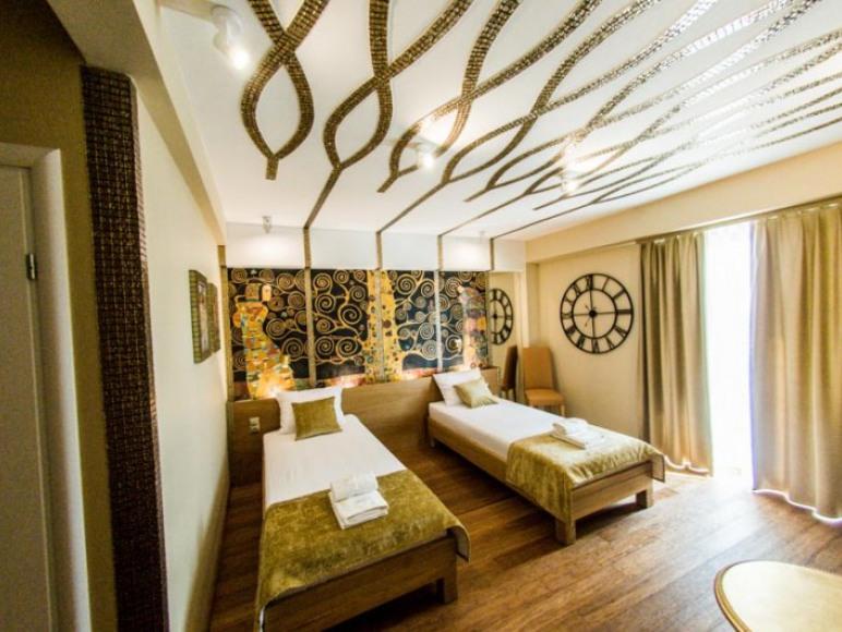 Pokój Art Deco