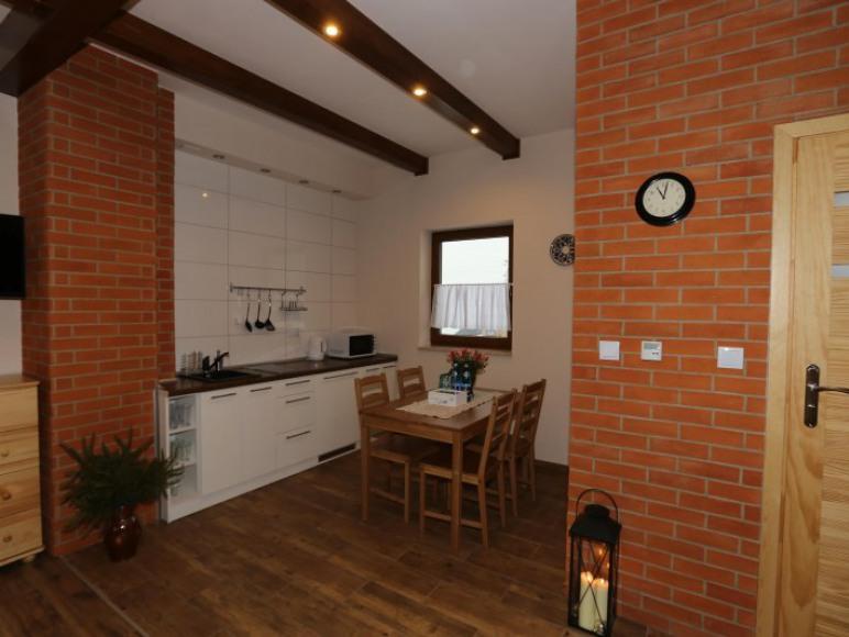 Apartament nr 1: kuchnia