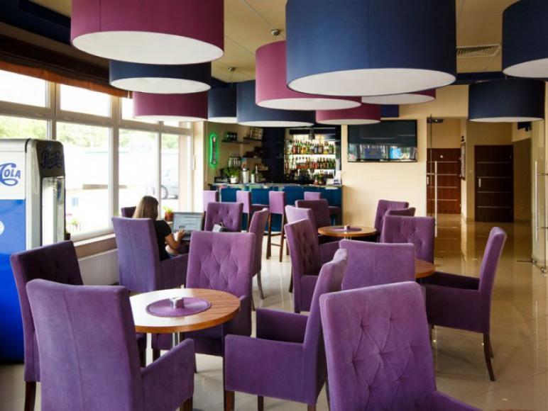 Bar i kawiarnia dla chwili relaksu